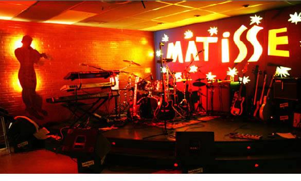 La sala Matisse de Valencia suspende la programación de conciertos