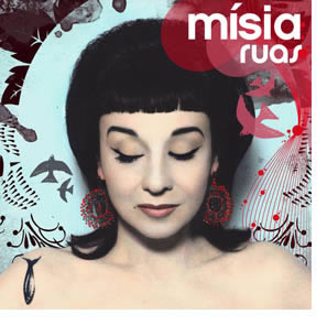 Ruas, nuevo disco de Mísia