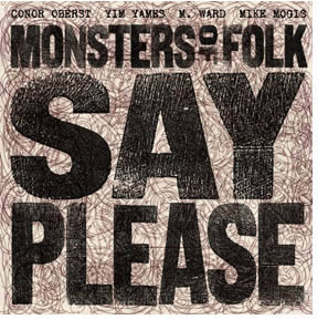 Monsters of Folk regalan una canción
