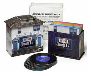 Llega la gran antología Motown