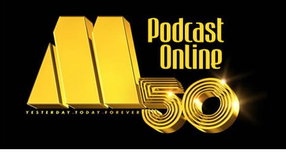 Serie de podcasts online de Motown 50