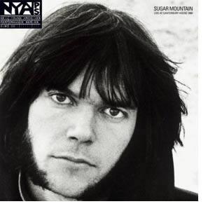 Disco en vivo de Neil Young
