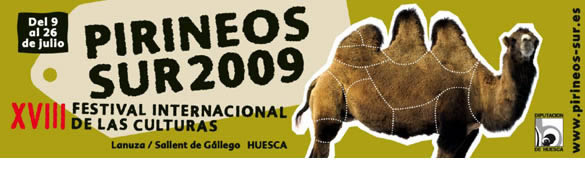 Edición 2009 de Pirineos Sur