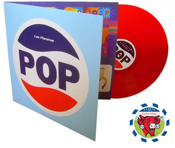 Se reedita en vinilo Pop, de Los Planetas