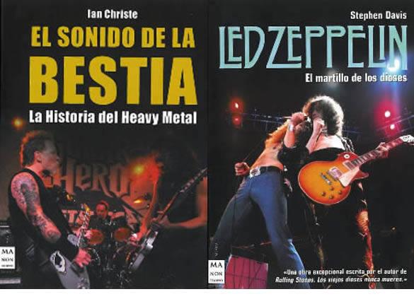 Reediciones de Led Zeppelin y la historia del heavy