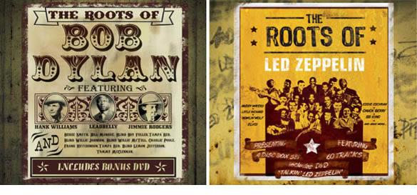 Las raíces de Dylan y Led Zeppelin
