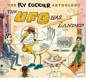 Así es la primera antología de Ry Cooder