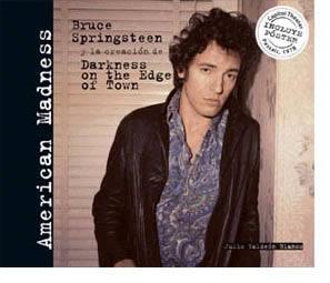 Nuevo libro sobre Bruce Springsteen