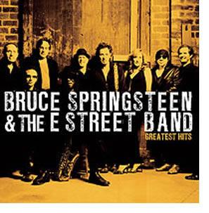 Greatest Hits, de Springsteen, para Europa