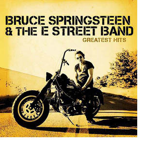 Greatest Hits, de Springsteen, para Wal-Mart
