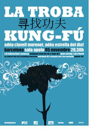La Troba Kung-Fú pone final a su primera gira