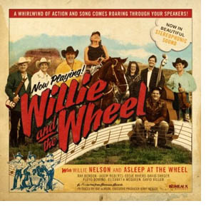 Disco de Willie Nelson y Asleep At The Wheel