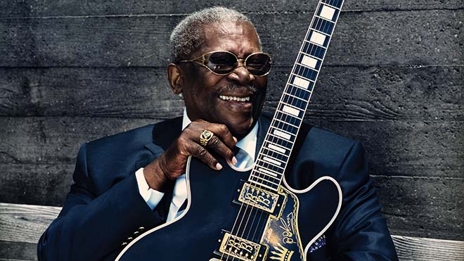 Ha muerto B.B. King, la última leyenda del blues