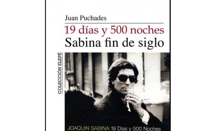 <i>19 días y 500 noches</i>, la obra maestra de Joaquín Sabina, en un libro de Juan Puchades