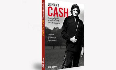 Publicamos el libro más singular sobre Johnny Cash