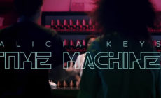 "Alicia Keys estrena canción y vídeo: ""Time machine"""
