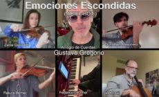 """Vídeo: Ariel Rot interpreta """"Emociones escondidas"""" con piano y cuerdas"""
