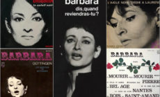 Diez grandes canciones de Barbara