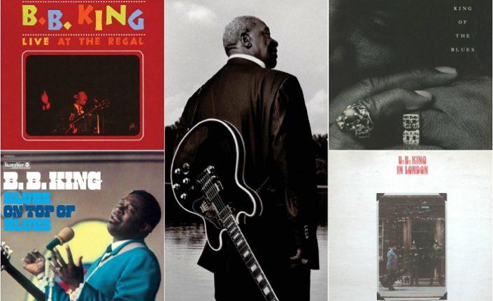 Cinco discos para descubrir a B.B. King