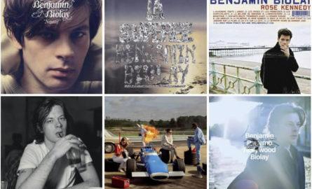 Diez canciones para rendirse a Benjamin Biolay