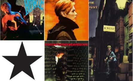Cinco discos para descubrir a David Bowie