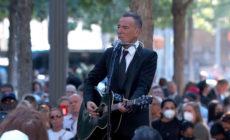 Vídeo: Springsteen en la ceremonia del 20 aniversario del 11-S