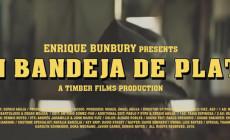 Bunbury presenta el vídeo de 'En bandeja de plata'