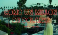 """Bunbury presenta el vídeo de """"Como un millón de dólares"""""""