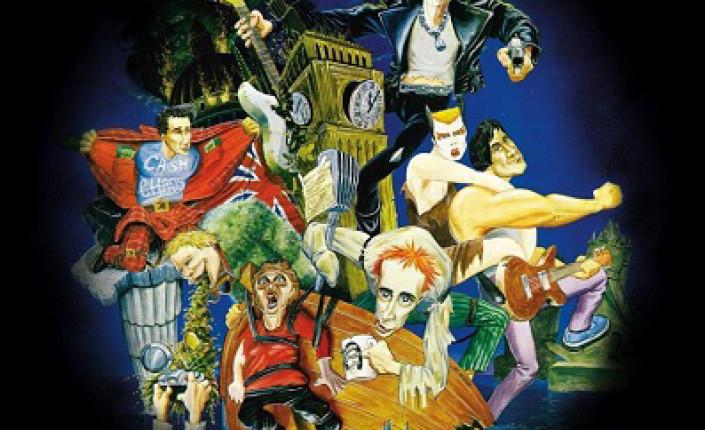 La última artimaña de Malcolm McLaren para explotar a los Sex Pistols