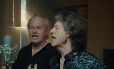 Vídeo: Mick Jagger canta a dúo con su hermano Chris