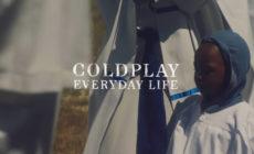"""""""Everyday life"""" es el nuevo vídeo de Coldplay"""