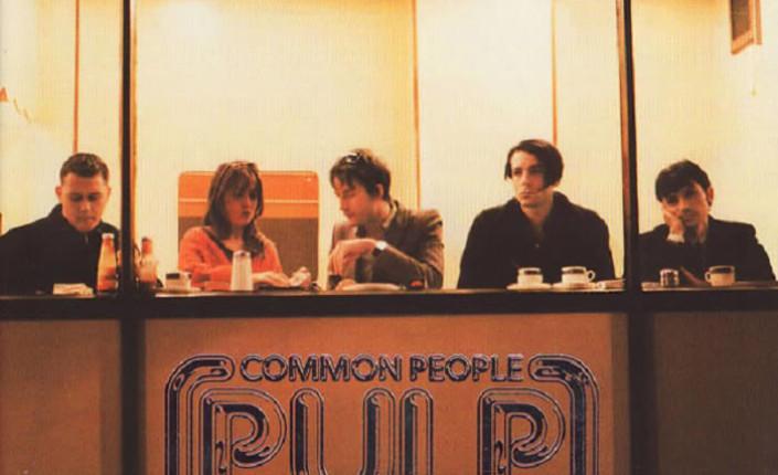 """Diez canciones relacionadas con """"Common people"""""""