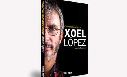 Publicamos un libro de conversaciones con Xoel López