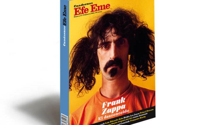 Ya está a la venta el número 27 de <i>Cuadernos Efe Eme</i>