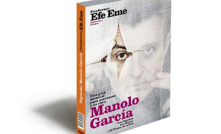 """Número especial de """"Cuadernos Efe Eme"""" dedicado a Manolo García"""