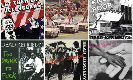 Dead Kennedys: Cuarenta años de punk insobornable en diez canciones