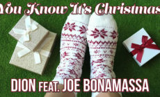 "Dion y Joe Bonamassa se adelantan a la Navidad con ""You know it's Christmas"""