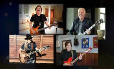"Los Doobie Brothers y Peter Frampton versionan ""Let it rain"" de Eric Clapton"