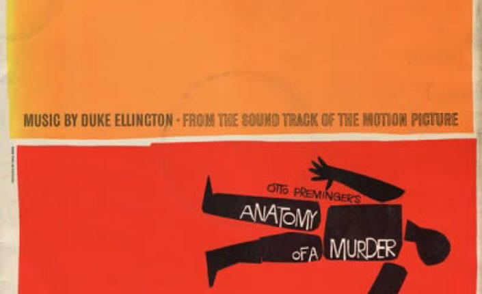 <i>Anatomía de un asesinato</i> (BSO, 1959), de Duke Ellington