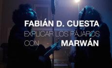 """Fabián D. Cuesta y Marwán versionan """"La huida"""""""