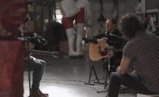 """Fon Román estrena el vídeo de """"La llama"""", con Izal"""