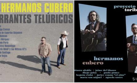 <i>Proyecto Toribio</i> y <i>Errantes telúricos</i>, el doble regreso de Los Hermanos Cubero