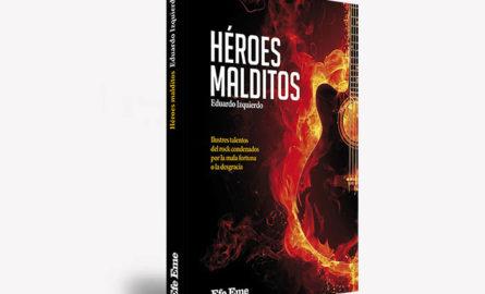 Publicamos el libro de los talentos del rock condenados por la mala fortuna