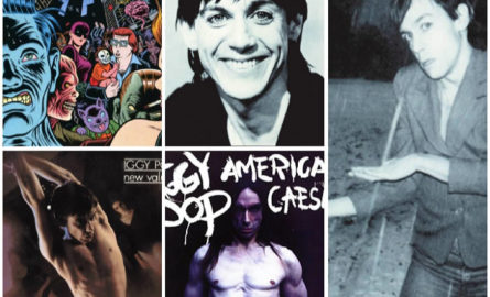 Cinco discos para descubrir a Iggy Pop