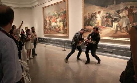 Igor Paskual: Placer y dolor en el Museo del Prado