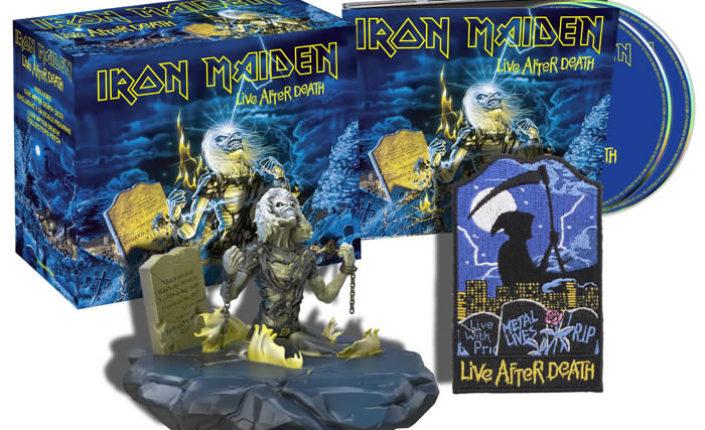 Iron Maiden: segunda vida para dos directos históricos
