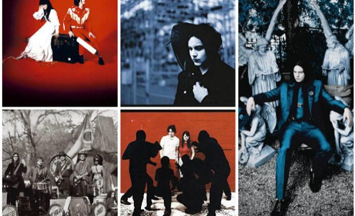 Cinco discos para descubrir a Jack White