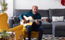"""Javier Ruibal estrena el vídeo de """"Baile de máscaras"""", dedicado al personal sanitario"""