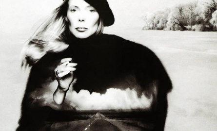Diez canciones mágicas de Joni Mitchell