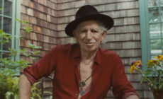 "Keith Richards estrena vídeo para su canción de 1992 ""Hate it when you leave"""